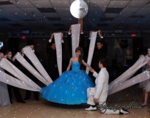 Salones de fiestas para Quinceaneras en Dallas TX. Elegante Ballroom