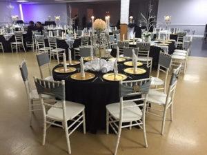 Salones de Fiestas en Dallas TX. Elegante Ballroom