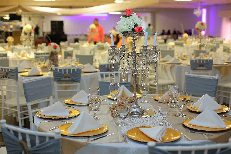 Banquet Halls in Dallas TX. Elegante Ballroom